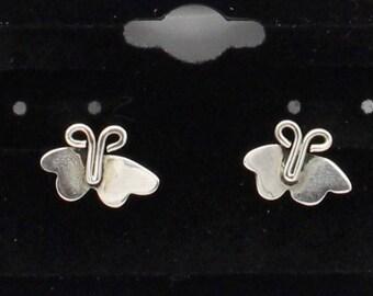 Far Fetched Designer Butterfly Earrings