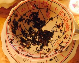 Tasseography Reading - Tea Leaf Reading