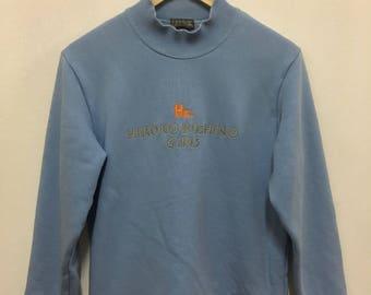 Hiroko Koshino Girls Sweatshirts Sweater Jumper Pullover