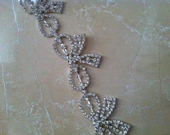 Brilliant high quality crystal rhinestones