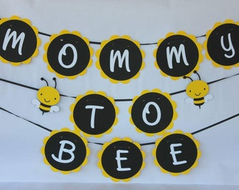 Bee Baby Shower Banner Bumble Decorations