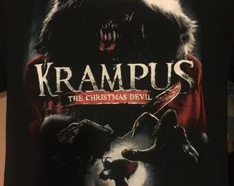 Krampus The Christmas Devil T-shirt *FREE SHIPPING*