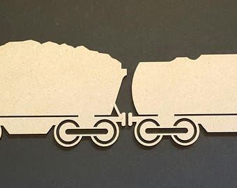 Steam train Wall art