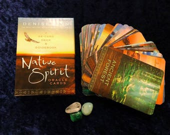 Native Spirit Angel Card Reading with pictures, Spirit Guided by Reader of 28 years experience
