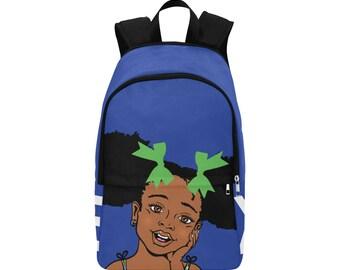 Summer Blue Backpack