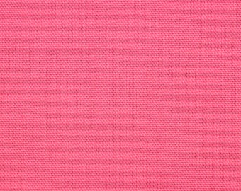 END OF BOLT - Canvas - 1 Yard - 9.3 oz. Canvas Duck Snap Pink - 100 % cotton - Canvas - Sewing - Fabrics