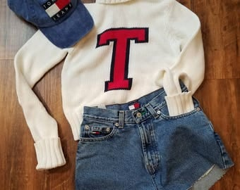 Tommy Jeans Youth Knit Sweater
