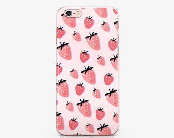 Fruit iPhone X Case iPhone 7 Case iPhone 8 Plus Case iPhone 7 Plus Case iPhone 6 Case iPhone 8 Case iPhone 6 Plus Case iPhone SE Case AC1005