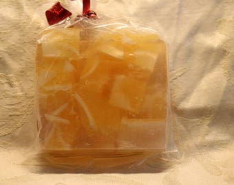 Handmad Soap. Citrus. 100g