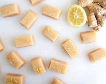 Lemon Ginger Caramel