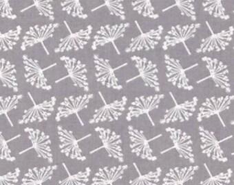 Grey patchwork by BRITISH DESIGNER fabric