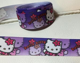 Ribbon wholesale GRAIN cat lilac flower