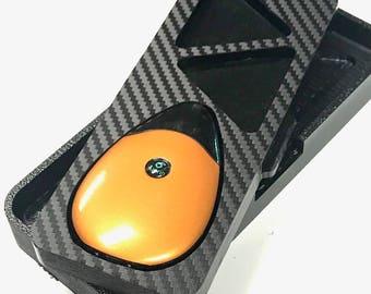 Suorin Drop Pod System black travel case by JWraps