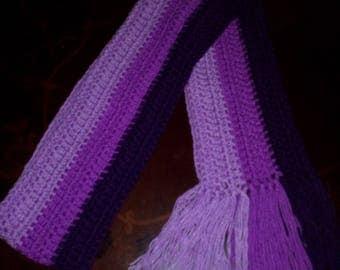 The Color Purple Elegant scarf