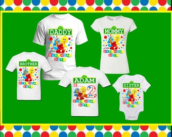 Mickey Mouse Clubhouse Disney Birthday Family T Shirts