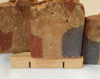 Old Glory Americana Soap Limited time release, Scented with Citrus Splash