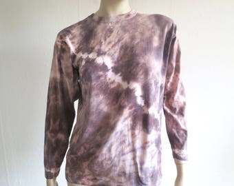 Urban T-Shirt size M hand dyed Coachella Festival hippie Woodstock
