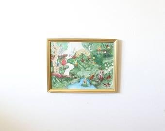 Original Artwork | Unusual Artwork | Surrealism | Colorful Painting | Colorful Artwork | Unusual Painting | Fantastical Artwork | Strange