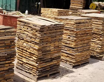 Bulk Pallet boards 800 piece cube pack