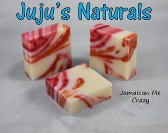 Jamaican Me Crazy - Handmade Soap