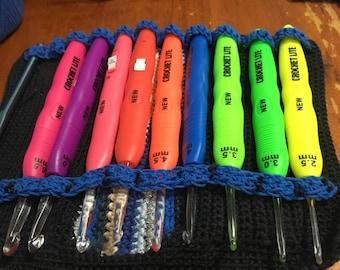 Lite up Crochet hook case pattern