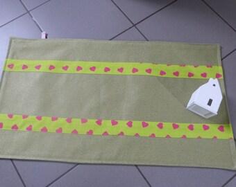 Original heart mat