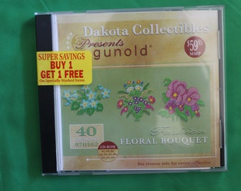 Dakota Collectibles Embroidery Design CD Collection