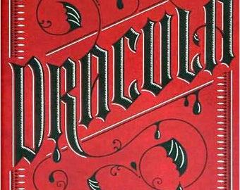 Dracula - a Bram Stoker's Dracula inspired perfume oil