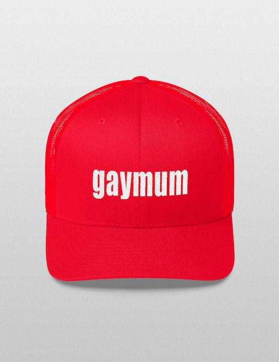 GAY MUM | Five Panel Trucker Cap