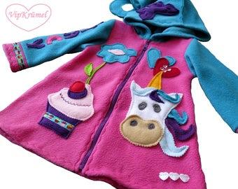 Jacket, jacket, unicorn