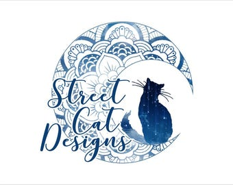 Boho Logo, Boho Design Logo, Vintage Logo Design, Custom Logo Design, Business Logo, Business Branding, Exclusive Logo Design, Rabbit Logo