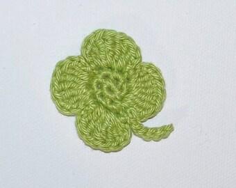 Clover Crochet Application