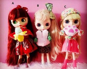 1:6 Scale Blythe Barbie Cusion-1pc
