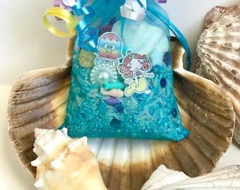 Mermaid Sensory Bin Filler, Party Favors