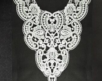 Lace XL white C610W
