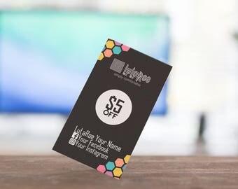 LuLaRoe Scratch Off Cards