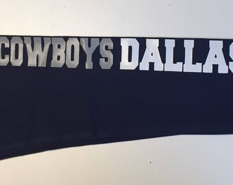 NFL Dallas Cowboys football womans leggings