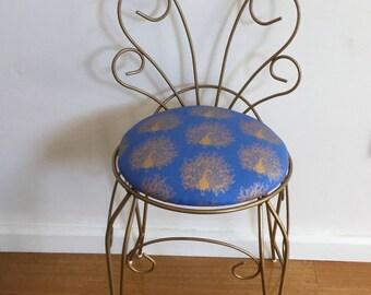Girl's princess chair