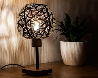 Mood ref #41 gourd lamp