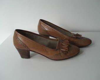 Vintage 80 's shoes size 37
