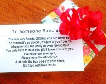 Keepsake Box, Gift for Mom, Love Gift, Small Gift Box, Birthday Gift, Wedding or Bride Gift, Anniversary Gift, Valentine Gift