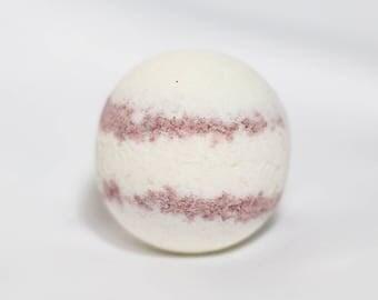 Grapefruit Swirl Bath Bomb