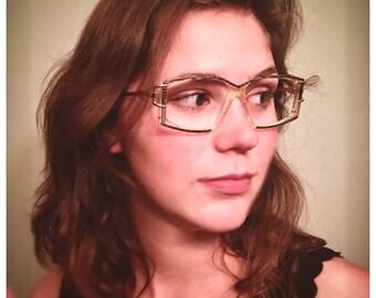 Vintage 1980's Cazal Glasses Frames
