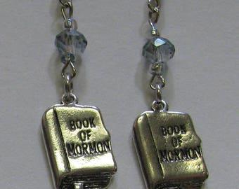 Book of Mormon Earrings E63