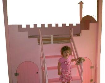 Kids bunk beds 'Castle'