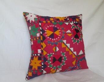 Uzbek Suzani pillow cases,Traditional pillow,Decorative pillow,Embroidered pillow.