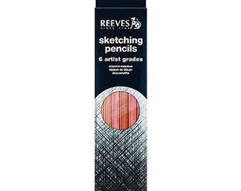 Reeves sketching Pencil Set