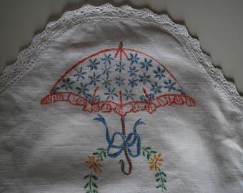Umbrella Doily