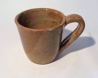 Half and half mug