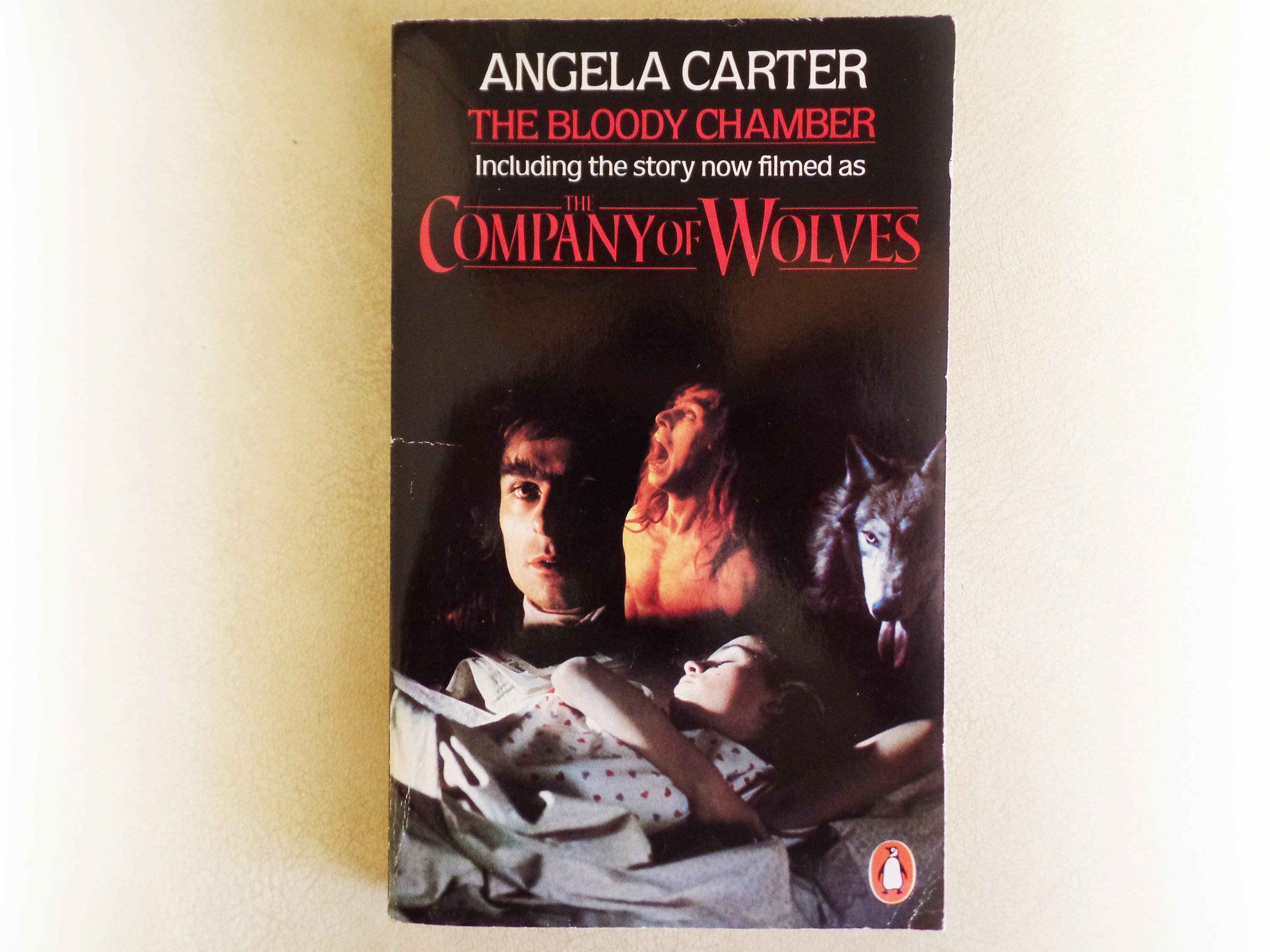 the company of wolves angela carter story